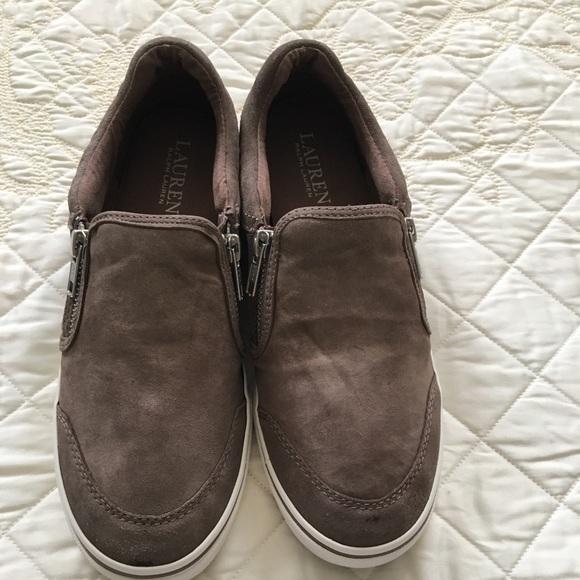 684e51726952 Lauren Ralph Lauren Shoes - Lauren Ralph Lauren Jeorgia Sneakers Women s sz  8
